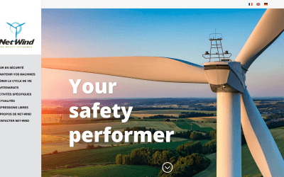 2018: A NEW WEBSITE FOR NET-WIND