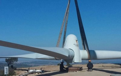 NET-WIND, A NEW PLAYER FOR DISMANTLING WIND TURBINES IN FRANCE